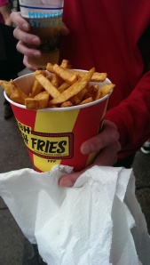 Small bucket of Fries